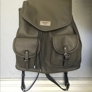 Guess Olive Green Backpack